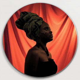 Afrikaanse vrouw (5080.1016)