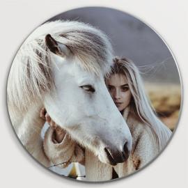 vrouw met paard (5080.1019)