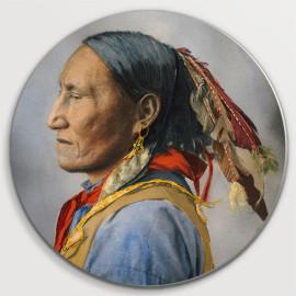 Schilderij Indiaan (5090.1006)