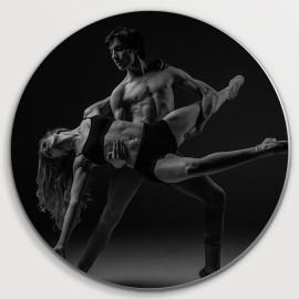 Muurcirkel  Ballet...