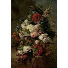 Stilleven met bloemen - Harmanus Uppink 1789 (5010.2036)