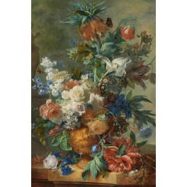 Stilleven met bloemen - Jan van Huysum 1723 (5010.2037)
