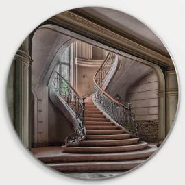 Muurcirkel © Guy Bostijn - Stairs and Light - Urbex (6222.1001)
