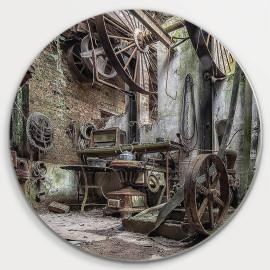 Muurcirkel © Guy Bostijn - Wheels - Urbex (6222.1006)