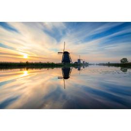 Wanddecoratie © Ruud Engel Photography - Kinderdijk (6225.1008)
