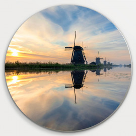 Muurcirkel © Ruud Engel Photography - Kinderdijk (6225.1008)