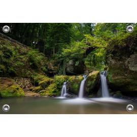 Tuinposter © Ruud Engel Photography - Schiessentümp el Cascade (6225.1019)