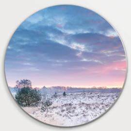 Muurcirkel © Ruud Engel Photography - Kampina Winter Oisterwijk (6225.1027)