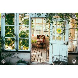 Tuinverruimer  - Vintage tuinkamer (5054.1005)