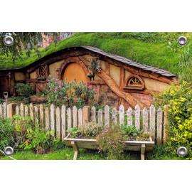 Tuinverruimer  - Voortuin ecologisch huis (5054.1042)