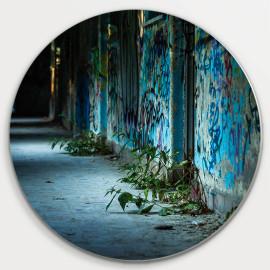 Muurcirkel © René Groenendijk - Chartreuse Urbex (6226.1019)