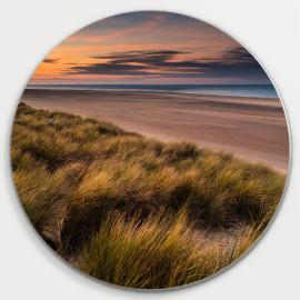 Muurcirkel © René Groenendijk - Texel Sunset (6226.1022)