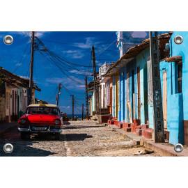 Tuinposter © René Groenendijk - Trinidad op Cuba (6226.1010)