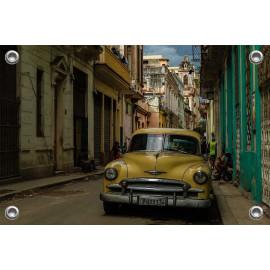 Tuinposter © René Groenendijk - Oldtimer Cuba  (6226.1075)
