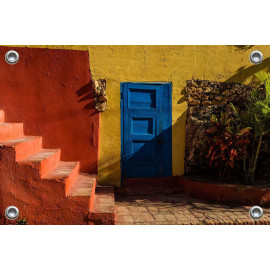 Tuinposter © René Groenendijk - Trinidad Cuba 2019 (6226.1092)