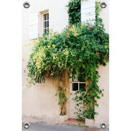 Tuinverruimer-Schuttingposter  - Voordeur Frankrijk (5054.1088)