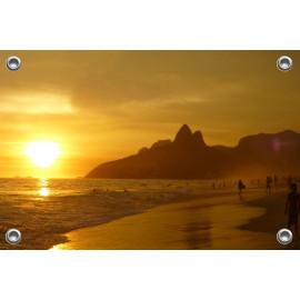 Tuinposter Sunset (5051.3050)