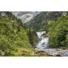 Tuinposter Waterval (5052.3003)