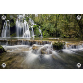 Tuinposter Waterval (5052.3008)