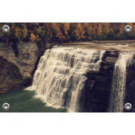 Tuinposter Watervallen (5052.3014)