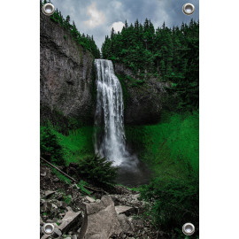 Tuinposter Waterval (5052.3016)
