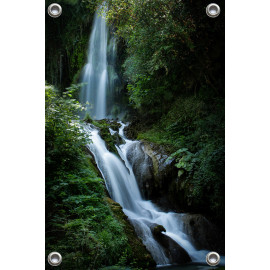 Tuinposter Waterval (5052.3022)