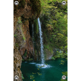 Tuinposter Waterval (5052.3023)