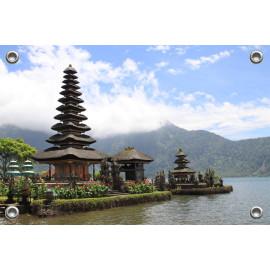 Tuinposter Bali Tempel (5053.3009)