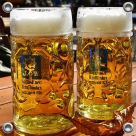Tuinposter Duitse Bierpullen (5030.3009)