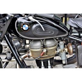 Wanddecoratie Motor blok BMW (5035.3018)