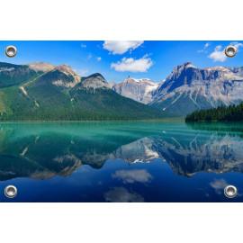 Tuinposter Landschap bergen Canada (5050.3027)