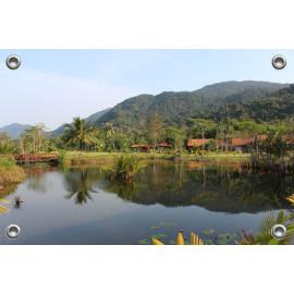 Tuinposter Amazone Colombia (5090.3009)