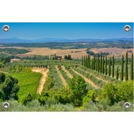 Tuinposter Toscana Italië (5090.3024)