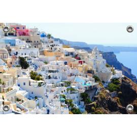 Tuinposter Santorini Griekenland (5090.3030)