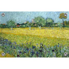 Tuinposter  Vincent van Gogh (5010.1005)