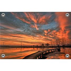 Tuinposter © Glenn Aoys - Enjoy Road to Heaven (6210.1013)