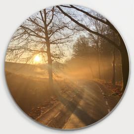 Muurcirkel © Monique Milder - Weg naar de zon (6228.5501)