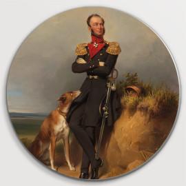Portret van Willem II  koning der Nederlanden (5010.2024)