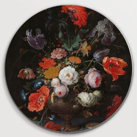Stilleven met bloemen en een horloge (5010.2031)