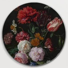 Stilleven met bloemen in een glazen vaas (5010.2033)